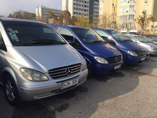 Chirie auto / авто прокат Bus! Vito/ Viano / T5