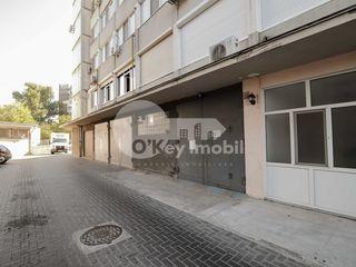 Garaj cu suprafața de 25 mp, Botanica - bd. Decebal, 16500 € !