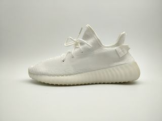 Adidas yeezy boost v2 350 cream white spl black reflective