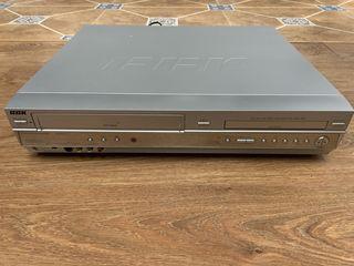 Продам DVD пишущий BBK с возможностьюзаписи VHS кассет на DVD диски.  Профессиональный. 1500 лей