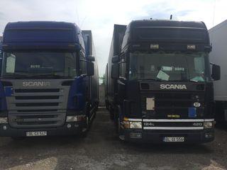 Scania R 420  124 L