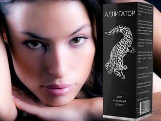 Капли Аллигатор - для эрекции.