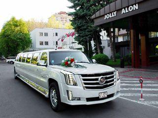 """БОЛЬШОЙ ВЫБОР ЛИМУЗИНОВ """"ELITELIMO"""".  Акция !!! Cadillac 2008  45 евро в час"""