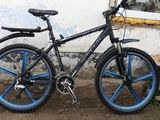 Serious Haibike impakt shimano made in deutchland