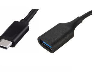 Cablu OTG  USB-C USB 3.1 Type C la USB