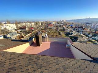 Квартира два уровня + терраса, Клубный 5-ти этажный дом на Буюкань, 69000 €, сдан в эксплуатацию