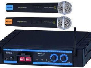 Urgent! Baomic BM-8050 professional wireless microphone karaoke
