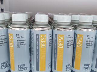Эффективные очистители сажевого фильтра DPF и катализаторов (пр-во Германия)