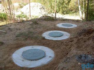 Sapam , canalizare, instalare septic, WC tranșee Avem burlane in vinzare