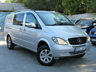 Mercedes Vito 115, 4x4Automat