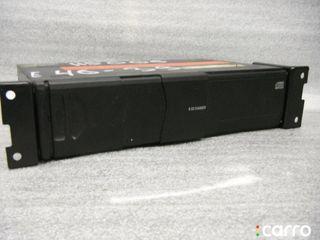 CD чейнджер на 6 дисков BMW Е 39