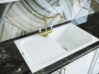 Chiuveta -de bucatarie- brand (Florentina). Model:(ARONA-860). Direct de la importator. Garantie.