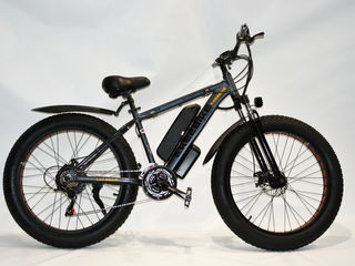 Biciclete electrice noi 750W Akez (fatbike) posibil si in rate la 0% comision