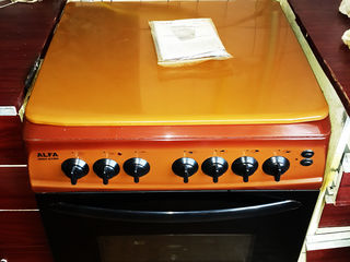 Продам газовую плиту Alfa 6004 Gybk