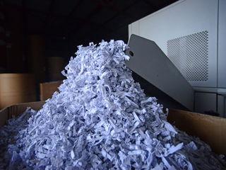Конфиденциальное и безопасное уничтожение документов