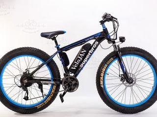 Bicicleta electrica in rate la 0% doar cu buletinul