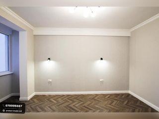 Buiucani apartament cu 3 camere design modern