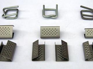 Coltari din plastic / carton / impermeabil / lenta de polipropilen / scoabe