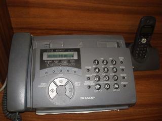 Urgent,     se vinde fax, marca Sharp