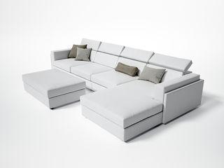 Суперкомфортный угловой диван