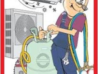 Vinzare , montare , deservire продажа монтаж сервис кондиционеров