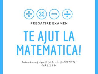 Pregătire BAC Matematică