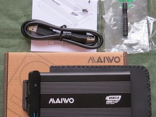 External Case USB 2.0 и 3.0, MicroSD 64gb + Adapter SD + флешка MicroUSB