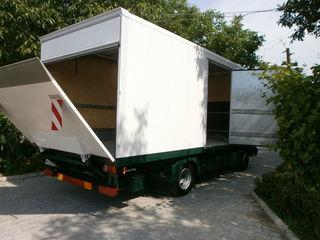 Transport de marfuri rapid, sigur si responsabilitate din partea companiei.