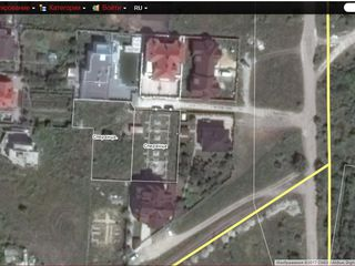 "Два участка под строительство - 9,58 и 7,0 соток, вблизи ""Megapolis Mall""."