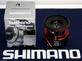 Шпуля Shimano 16 Stradic Ci4+ 2500/C3000, 4000