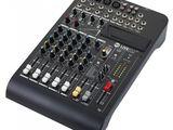 Mixer analog RCF L-PAD 8cx / Aналоговый микшер RCF L-PAD 8cx - 230 Euro
