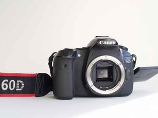 Canon EOS 60D body+ Canon 50mm EF 1,8 STM
