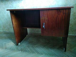 Стол письменный с 4-мя ящиками (б/у)