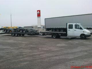Evacuator Moldova Romania 24/7 - Evacuator trall servicii Romania