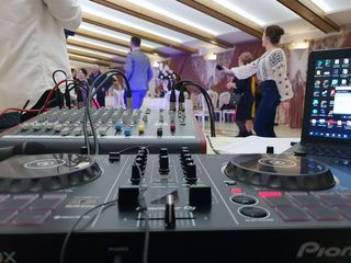 DJ şi lumini la evenimentul tău.Nunți,cumătri,zile de naştere,baluri de absolvire.