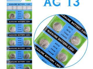 Baterii electrice Sony 377, AG13, CR2025, CR2032