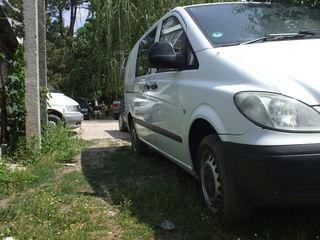 Mercedes 2008 Vito Long XL