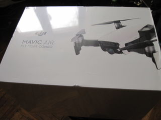 DJI Mavik Air Fly More Combo