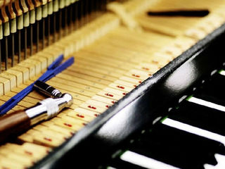 Настройка фортепиано, acordare de pian!