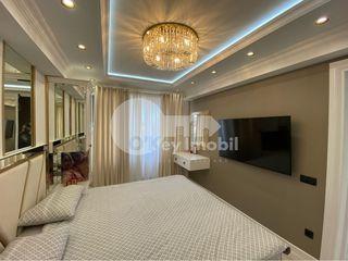 Chirie modernă! 1 cameră+living, 63 mp, mobilat/utilat, Centru 470 €