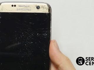 Samsung Galaxy S 7  edge (G935)  Стекло разбил -заберём, починим, привезём !!!