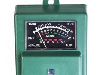 Измеритель влажности, кислотности и освещенности почвы.
