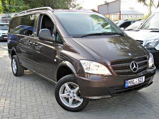 Mercedes Vito 116, 4X4