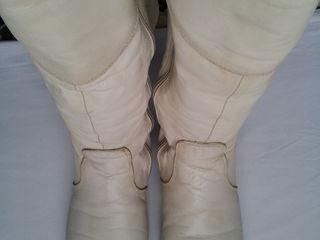 Cizme de iarna + cizme de toamna/primavara, piele naturala