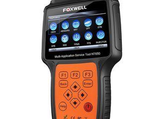Foxwell NT650 Elite este un nou model de soluții profesionale accesibile de diagnosticare