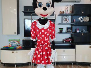 Mascote Mikey & Minnie mouse