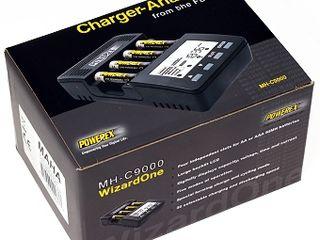 Maha Powerex MH-C9000 @@@ Battery BacPac(ABPAK-401) и Opteka 6000mAh Power Bank для GoPro Hero4.