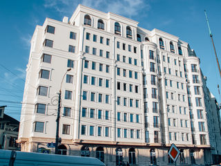 "Complex locativ ""Estate White House"" Puskin 49, ESTATE INVEST COMPANY, de la 950 EUR/m2"