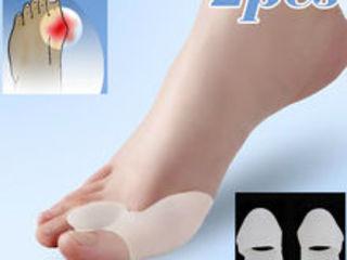 Лечебные фиксаторы для пальцев ног