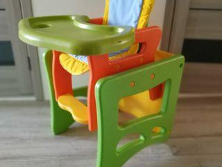 Продам стульчик для кормления 2 в 1!